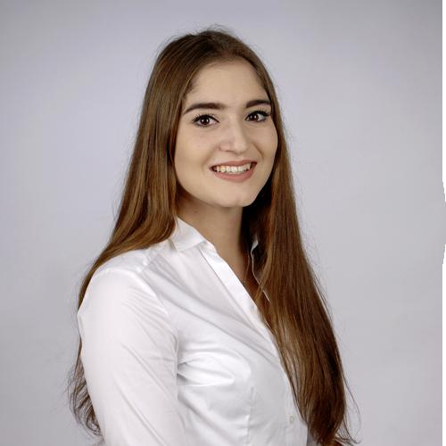 Leonie Hubertz | Team der Praxis für Gastroenterologie und Kardiologie in Bayreuth Dr. Rösler und Dr. Lachmann