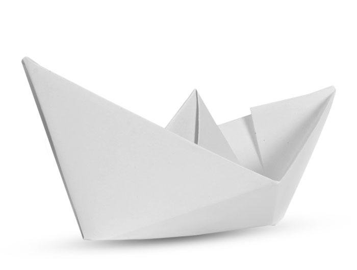 Origami-Boot | Praxis für Gastroenterologie und Kardiologie in Bayreuth Dr. Rösler und Dr. Lachmann